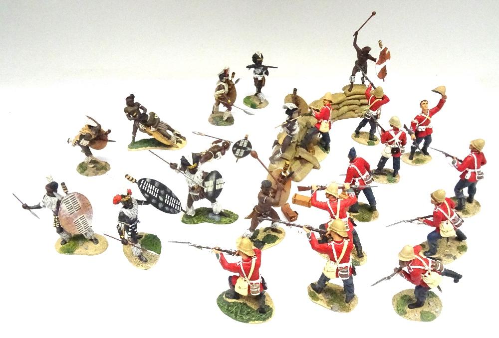 Britains Matte Zulu Wars Rorke's Drift 20030 Breaching the Wall