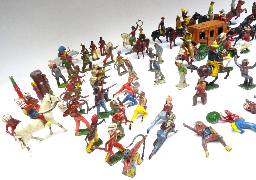 Britains and other Wild West - Image 6 of 6