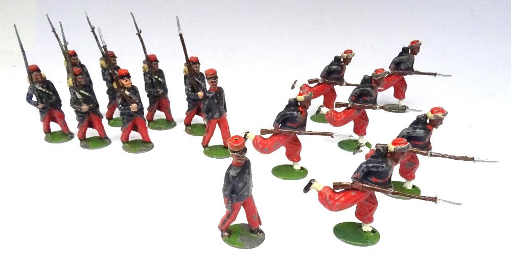 Britains set 141, French Infanterie de Ligne