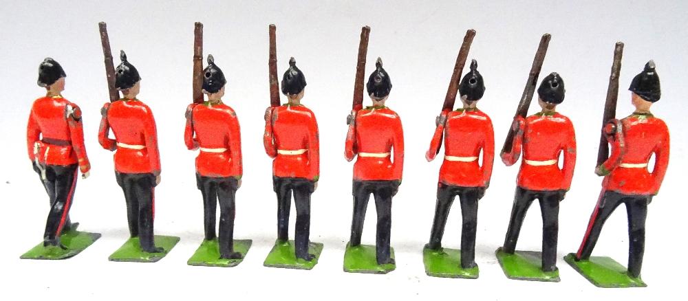 Britains RARE Famous Regiment set 1597, Dorsetshire Regiment - Image 5 of 6