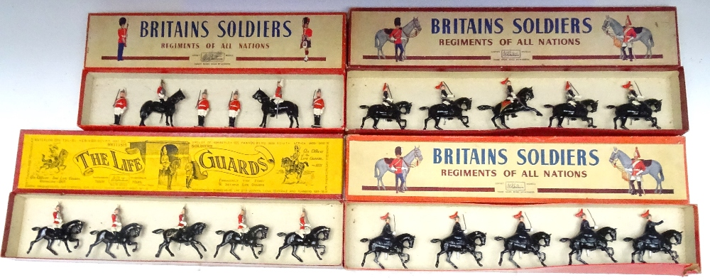 Britains Household Cavalry