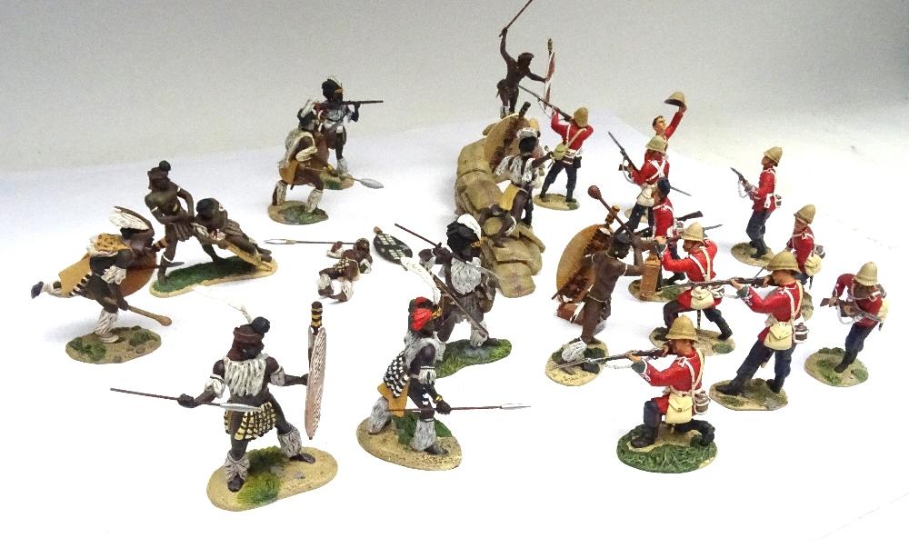 Britains Matte Zulu Wars Rorke's Drift 20030 Breaching the Wall - Image 2 of 7