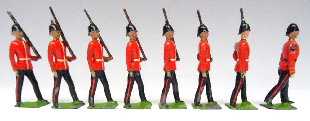 Britains RARE Famous Regiment set 1597, Dorsetshire Regiment - Image 6 of 6