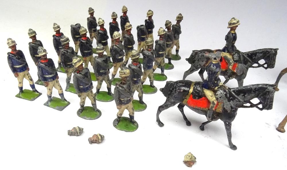 Britains two sets 123, Bikanir Camel Corps - Image 3 of 7