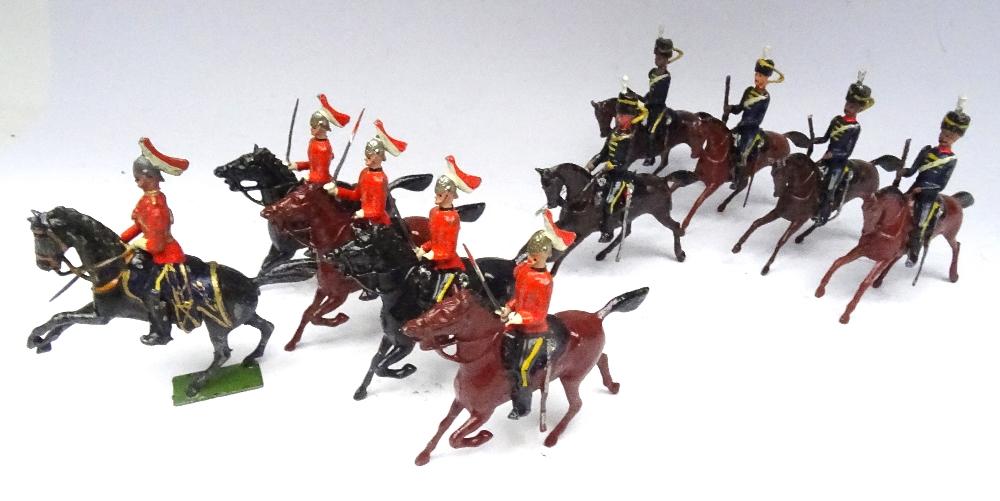 Britains set 3, 5th Dragoon Guards - Image 3 of 4