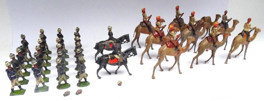 Britains two sets 123, Bikanir Camel Corps - Image 7 of 7