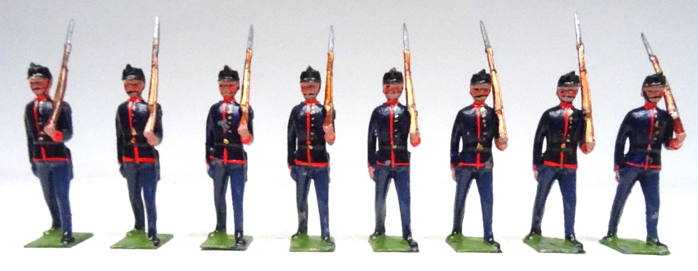 Britains set 178, Austro-Hungarian Foot Guards - Image 2 of 5