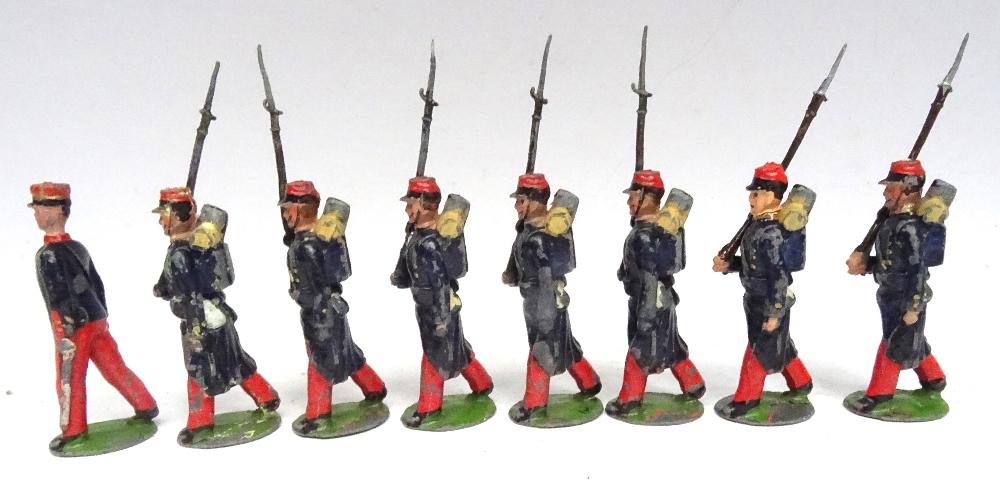 Britains set 141, French Infanterie de Ligne - Image 4 of 5