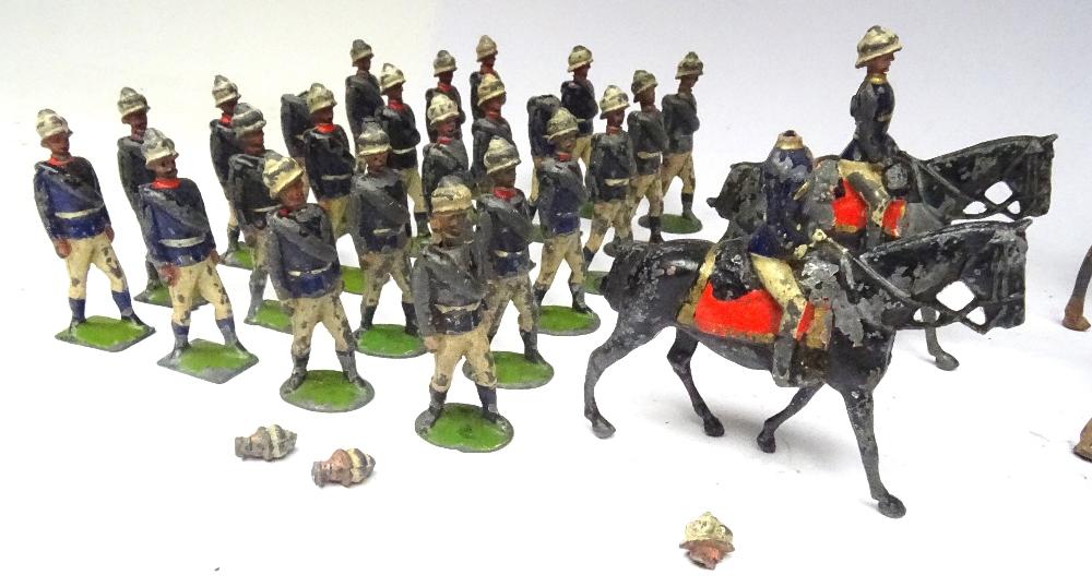 Britains two sets 123, Bikanir Camel Corps - Image 4 of 7