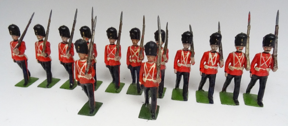 Britains 1930s Fusiliers