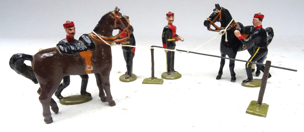 Dorset Soldiers Horselines