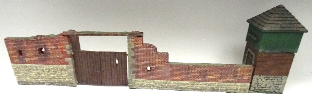 Britains Matte Napoleonic Series 00148 Hougoumont North Gate