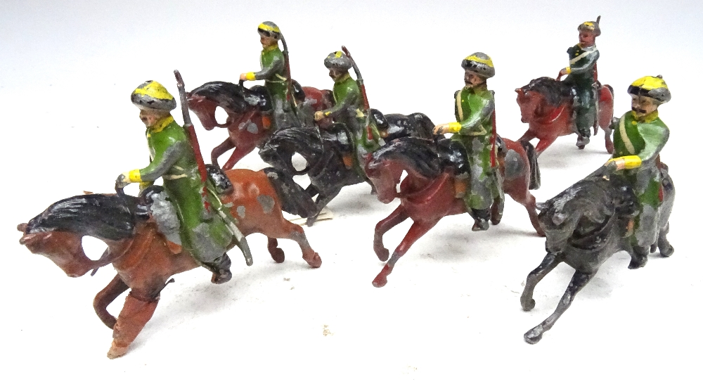Britains set 136, Russian Cossacks - Image 7 of 7
