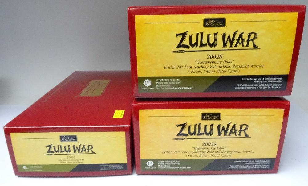 Britains Matte Zulu Wars Rorke's Drift 20029 Defending the Wall - Image 6 of 7