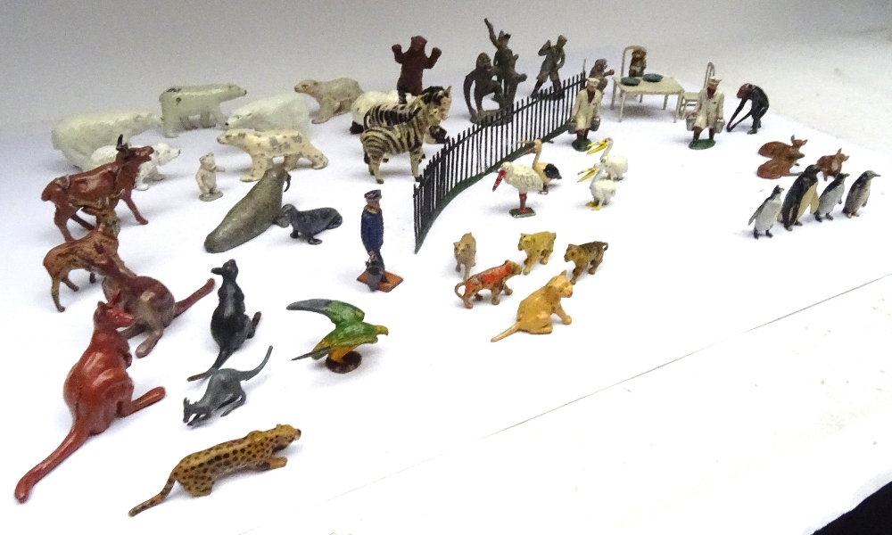 Britains and other Zoo Animals - Image 4 of 4