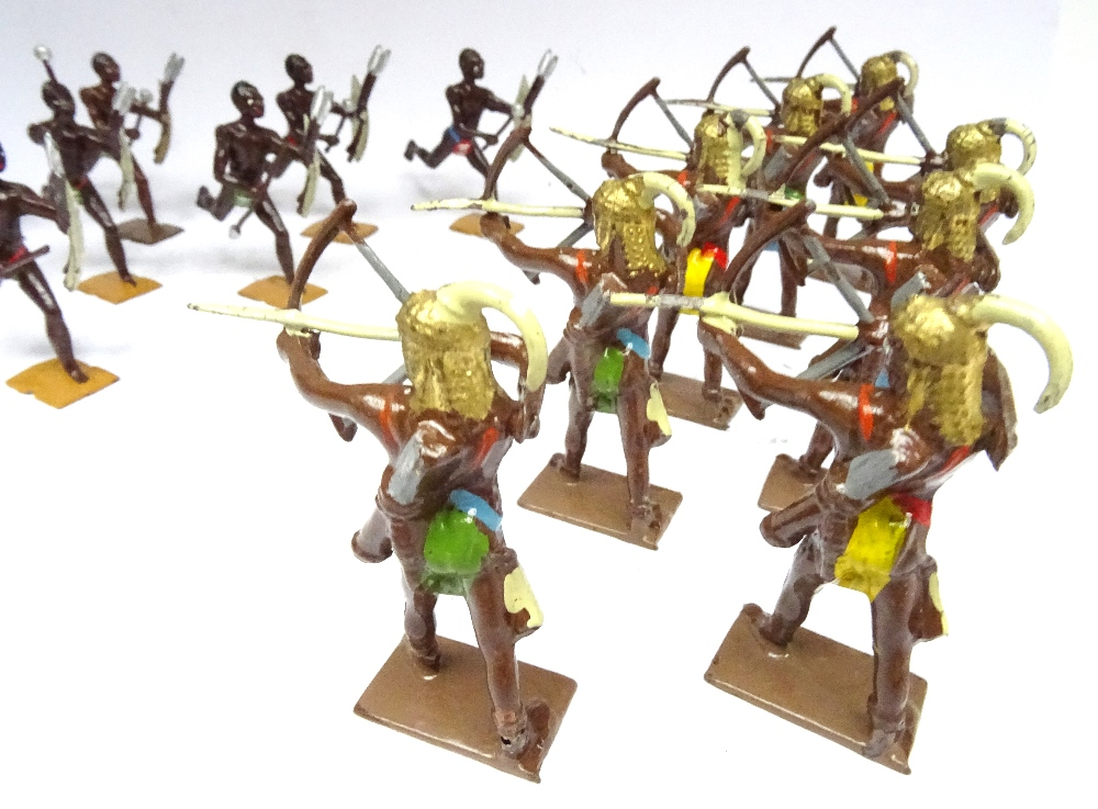 Britains African Natives - Image 5 of 5
