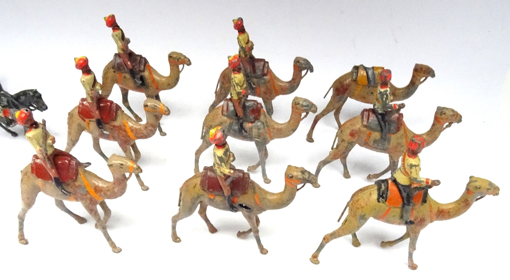 Britains two sets 123, Bikanir Camel Corps - Image 5 of 7