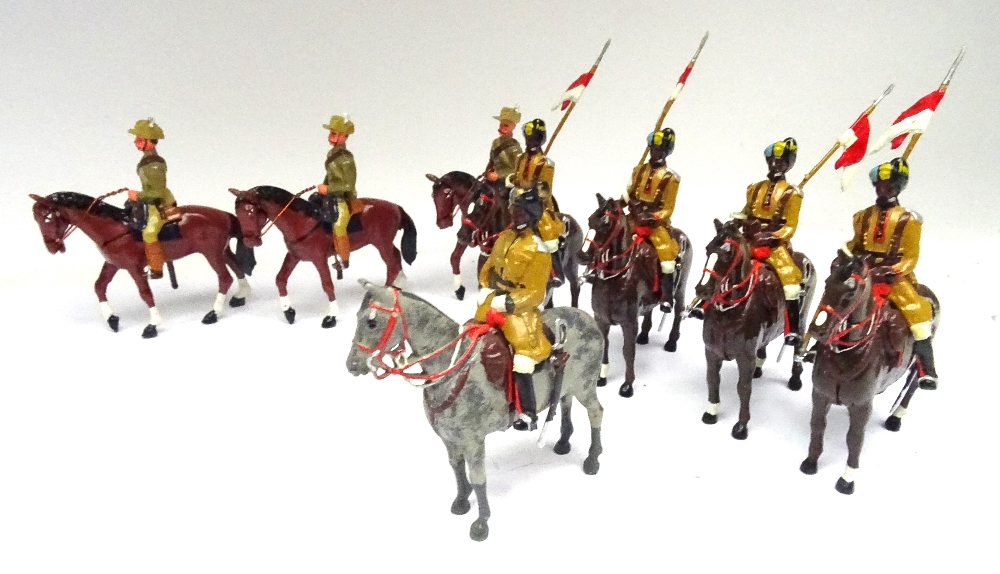 Trophy early Indian and Colonial Cavalry - Image 3 of 6