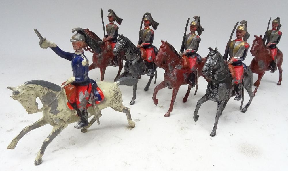 Britains set 136, Russian Cossacks - Image 6 of 7