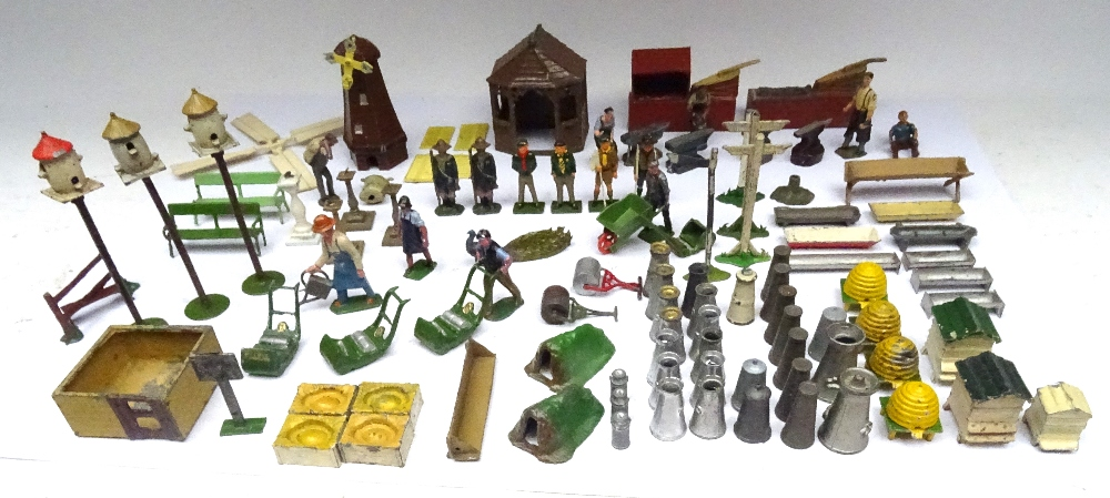 Britains and other Garden Items
