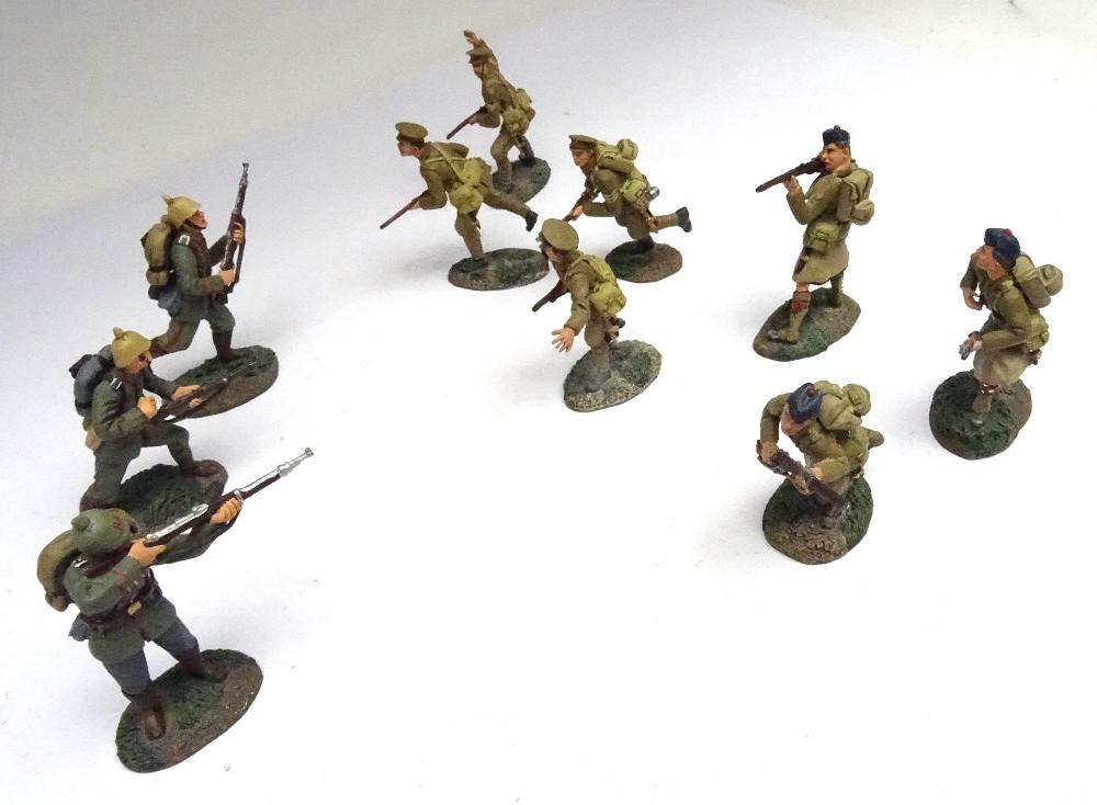 Britains First World War Matte Series 1914 set 17807 Mons - Image 4 of 5