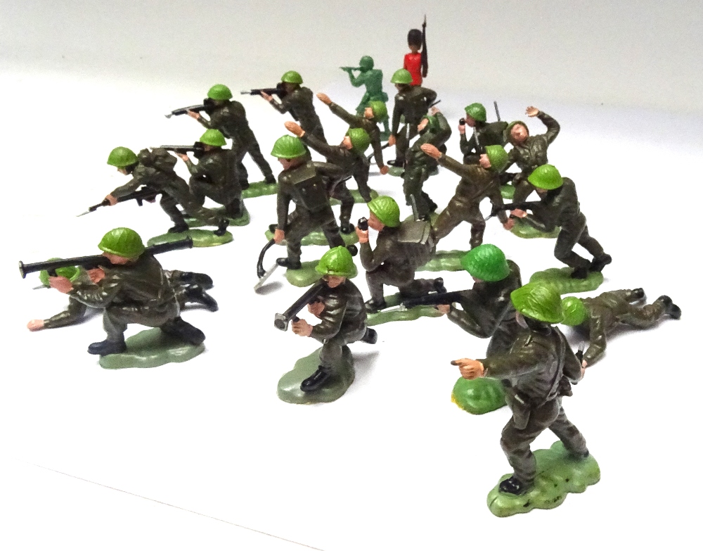 Plastic Toy Soldiers - Image 2 of 7