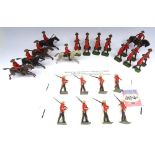 Britains Canadian sets 1349, RCMP mounted