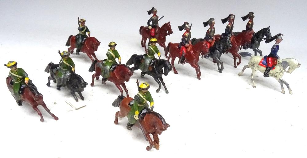 Britains set 136, Russian Cossacks - Image 4 of 7