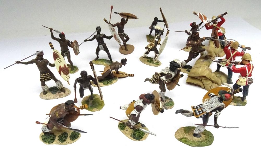 Britains Matte Zulu Wars Rorke's Drift 20029 Defending the Wall - Image 2 of 7
