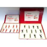 Britains set 1257, Yeomen of the Guard