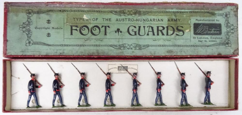 Britains set 178, Austro-Hungarian Foot Guards