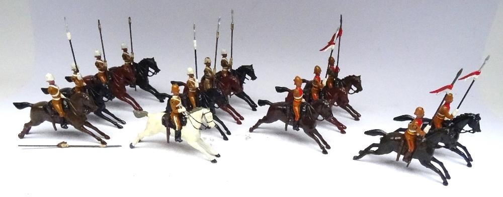 Britains South Australian Lancers