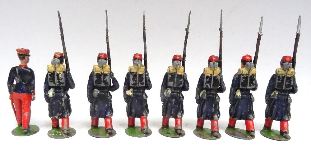 Britains set 141, French Infanterie de Ligne - Image 5 of 5