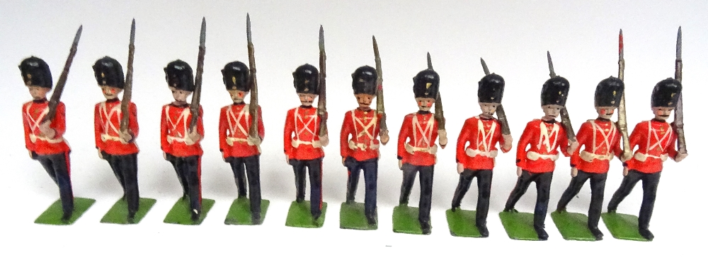 Britains 1930s Fusiliers - Image 3 of 4