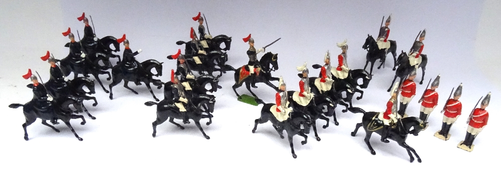Britains Household Cavalry - Image 4 of 7