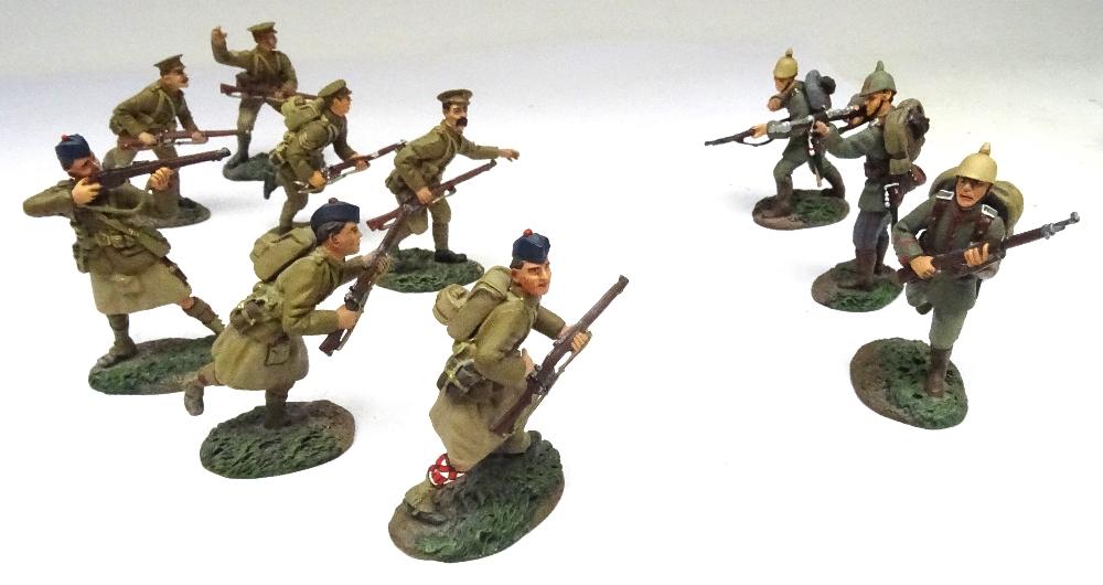 Britains First World War Matte Series 1914 set 17807 Mons