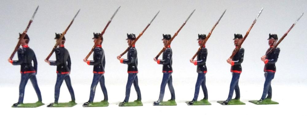Britains set 178, Austro-Hungarian Foot Guards - Image 5 of 5