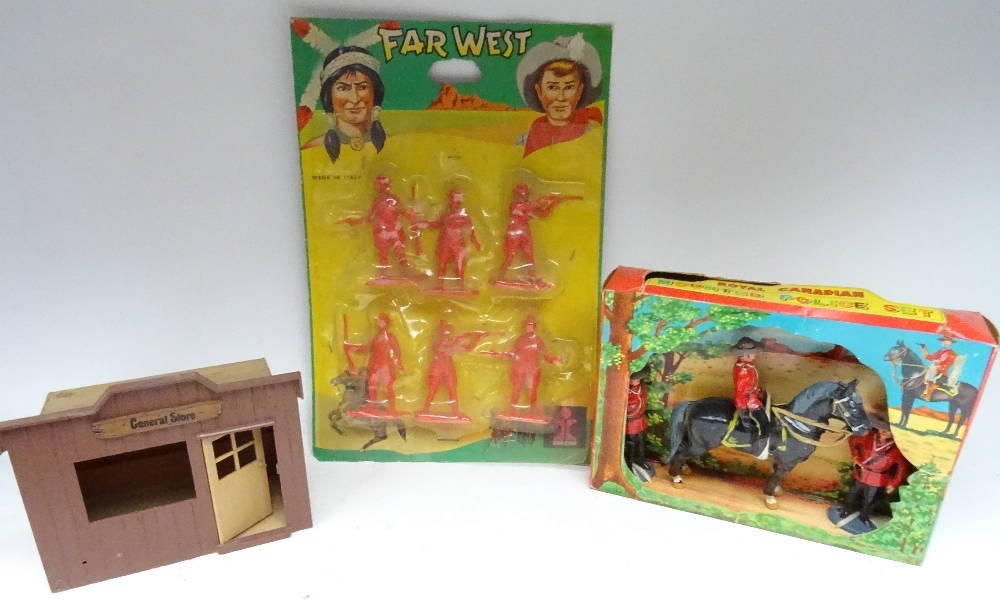 Various Royal Canadian Mounted Police in plastic - Image 4 of 13