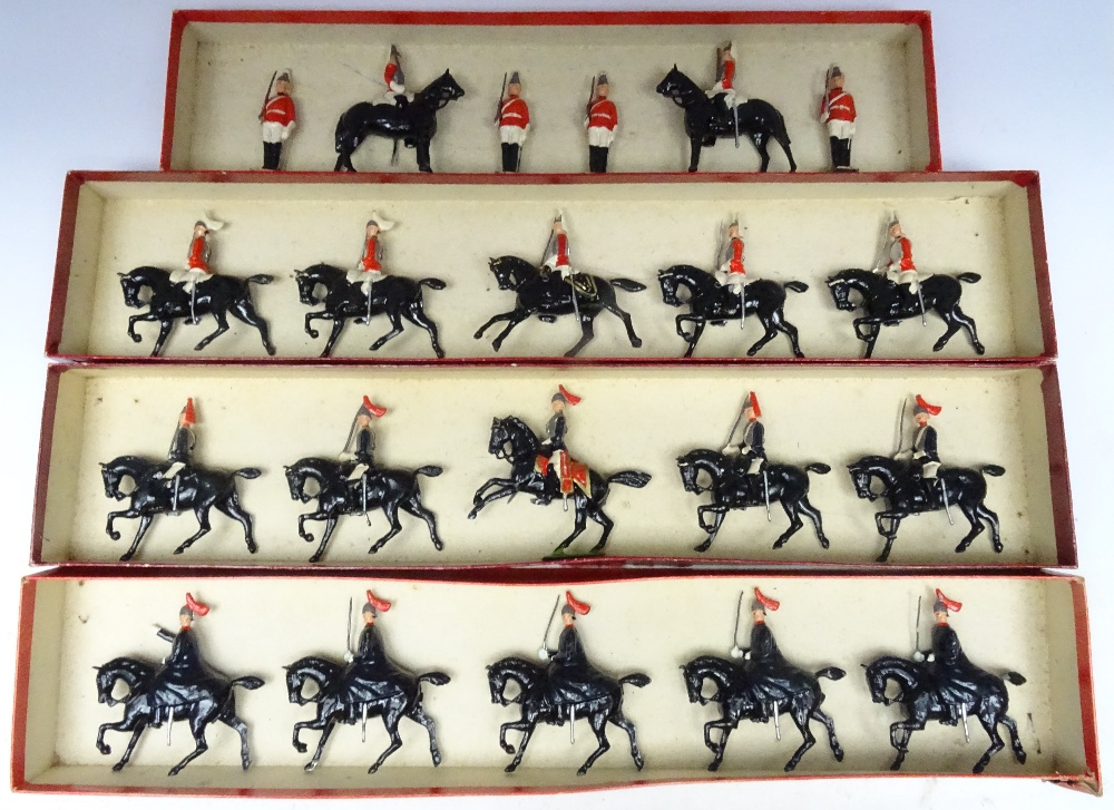 Britains Household Cavalry - Image 2 of 7