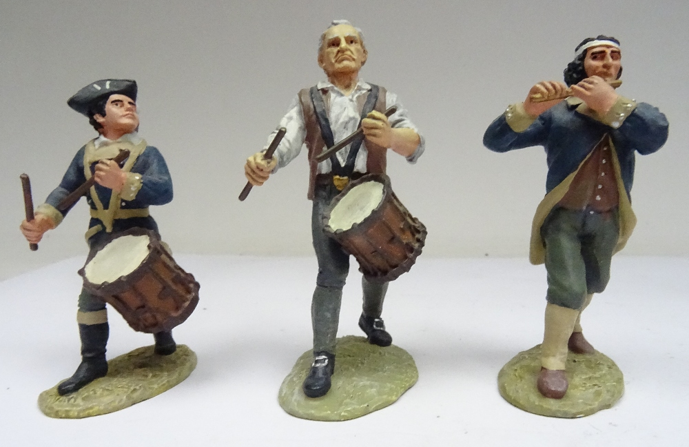Britains Matte American Revolution set 17221 10th Foot - Image 4 of 9