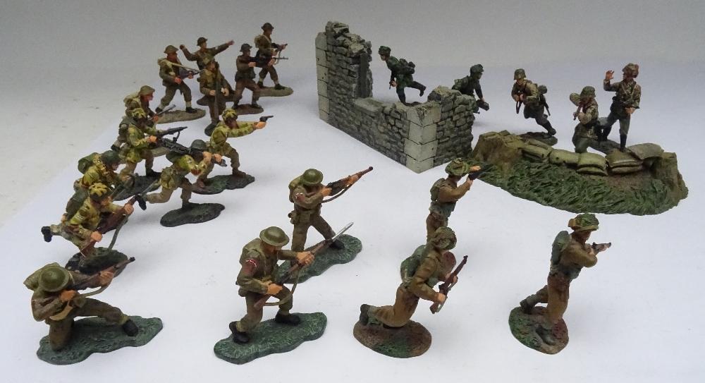 Britains Second World War Matte Series Normandy British