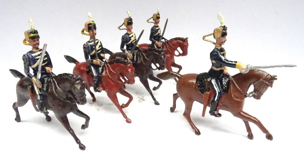 Britains set 99, 13th Hussars - Image 2 of 2