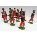 Britains set 68, 2nd Bombay Native Infantry
