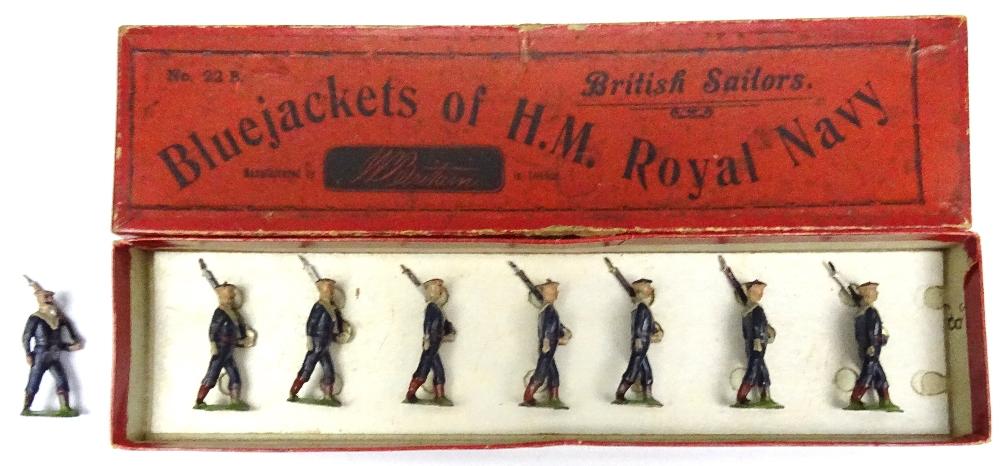 Britains small size set 22B, Bluejackets of HM Royal Navy