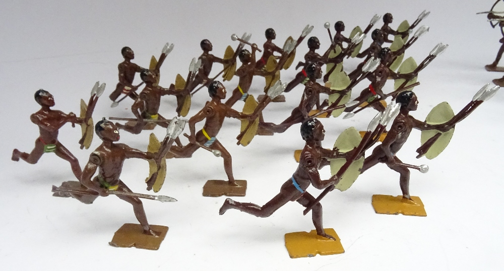 Britains African Natives - Image 4 of 5