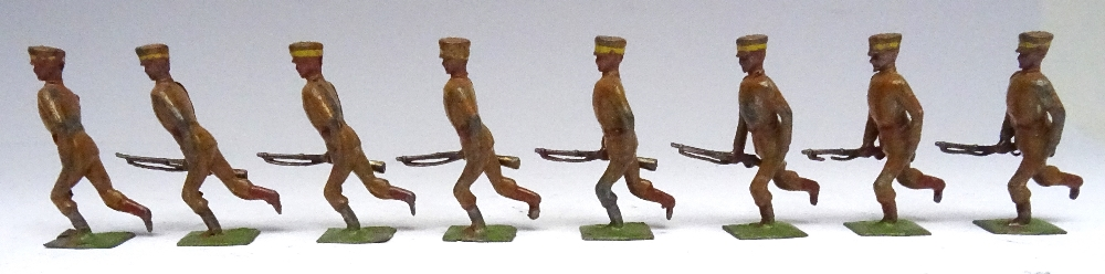 Britains set 171, Greek Infantry - Image 4 of 5