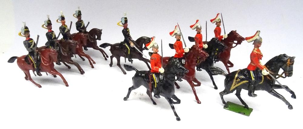 Britains set 3, 5th Dragoon Guards