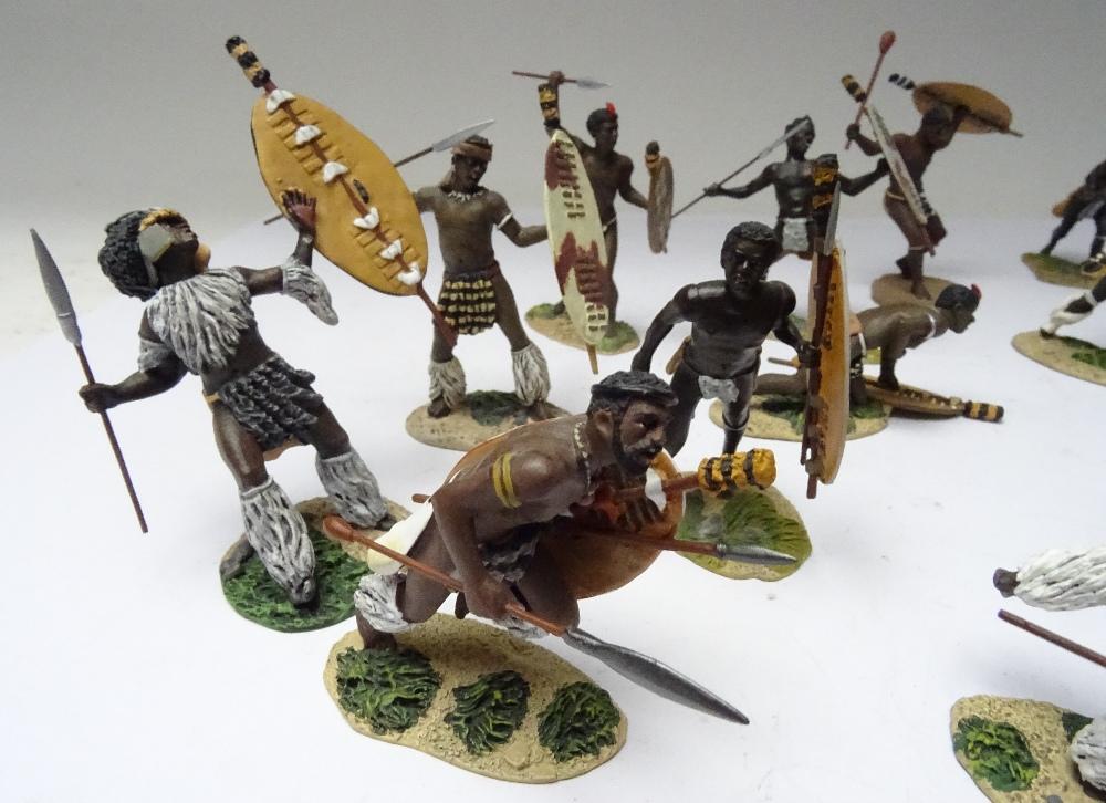 Britains Matte Zulu Wars Rorke's Drift 20029 Defending the Wall - Image 4 of 7