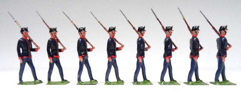 Britains set 178, Austro-Hungarian Foot Guards - Image 3 of 5