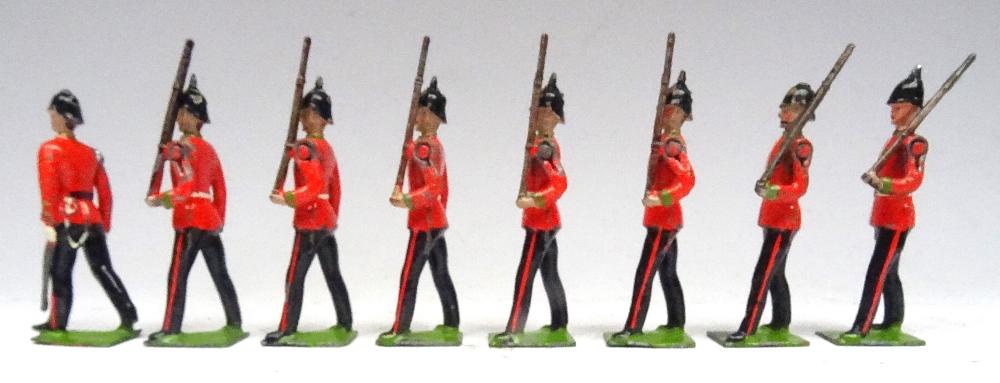 Britains RARE Famous Regiment set 1597, Dorsetshire Regiment - Image 4 of 6